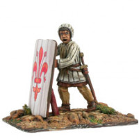 Infantryman, quilted body-armoured