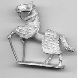 Russian covered horse for Russian Knight, 1250