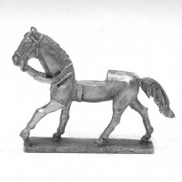 Horse trotting utilizable for 19th Century (available in June)