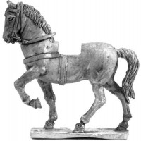Uncovered War Horse walking 1000 - 1400 (3)