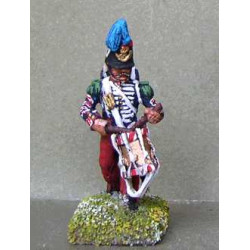 Drummer of the Chasseur of the Guard