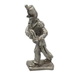 Artilleryman Holding a cannonball
