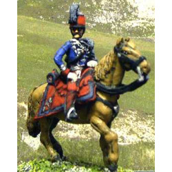 Officer of the Hussars of the Royal Guard
