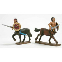 Centaurs with sword and shield