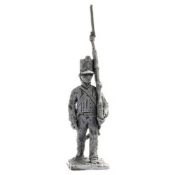 Fusilier of the Light Infantry, marching, 1805-1807