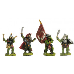 Orc Command Group 2