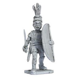 Triarius or Princepswith pectoral, sword and shield, III-II Cen.