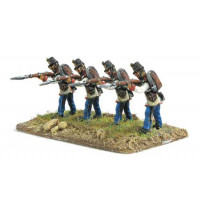 Austrian Fusiliers, firing standing
