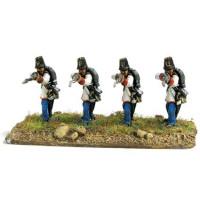 Austrian Grenadiers, firing standing