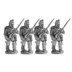 Austrian Fusiliers in campaign dress