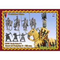 Swabian Army of Frederick II - XIII century