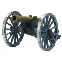 15 cm Howitzer on the 'Cavalli' carriage