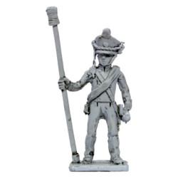 Artilleryman with sponge, 1812