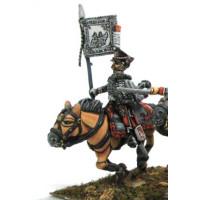 Standard bearer of Hussars 1812