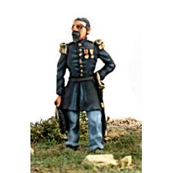 Papal General, standing