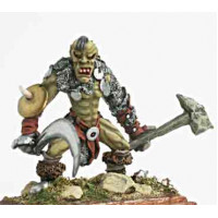 War Troll with Smashing Weapons
