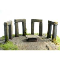 The Stonehenge Temple